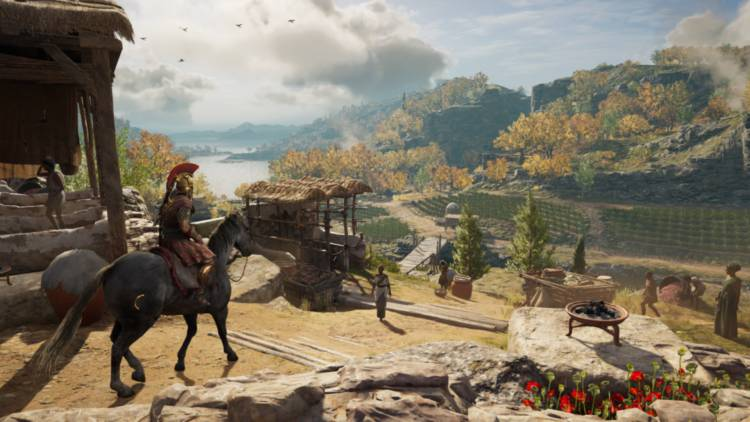 Assassin's Creed Odyssey - Preload auf Xbox One ab sofort