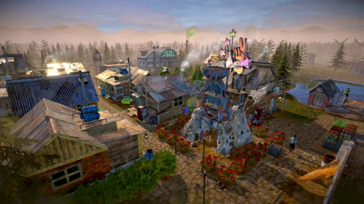 Surviving the Aftermath - Ende der Early-Access-Phase erfolgt Anfang 2021